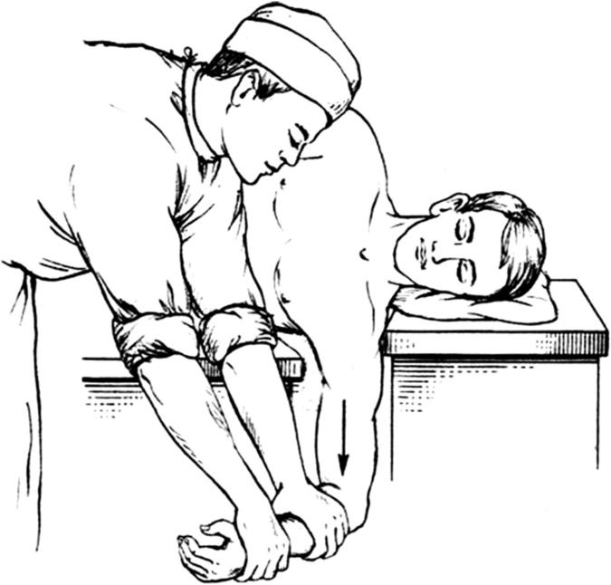 Методы вправления вывихов тазобедренного сустава оперативне лечение наружного повреждения мениска обеих коленных суставов