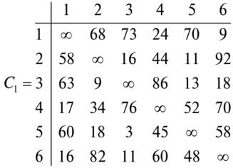 Задачи с решениями матрицы решение задач к зоричу